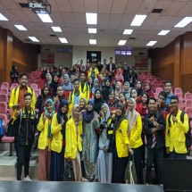 MAHASIWA FE UTU IKUTI PROGRAM STUDENT EXCHANGE UMT